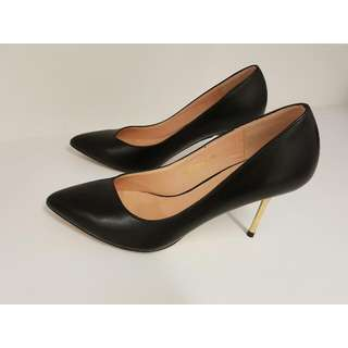 Pumps with Metal Heels by Zalora