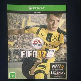EA SPORTS: FIFA 17 On Xbox One & 1 Month Access Subscription To EA Access