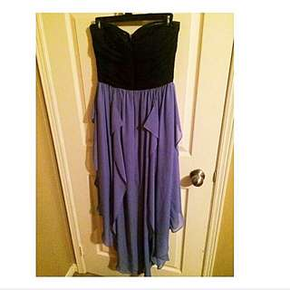 High Low Dress, Perfect For PROM