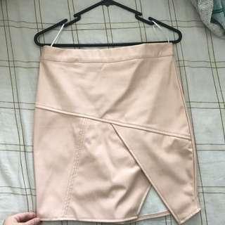 Size 12 Pink Short Skirt