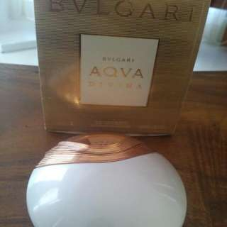BULGARI AQUA DIVINA 40ml (Original)