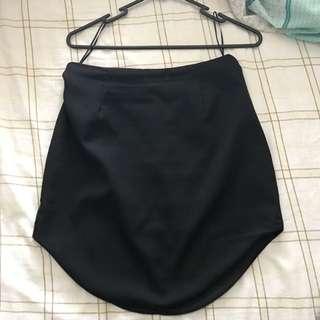 Size 10 Black Skirt