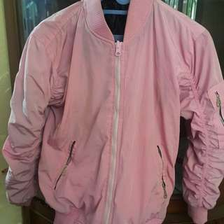 Bomber Pink