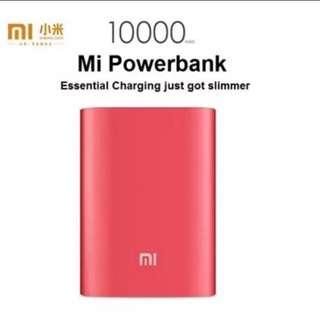 10000mAh Xiaomi portable