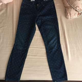 清貨))) $60 Gap Jeans