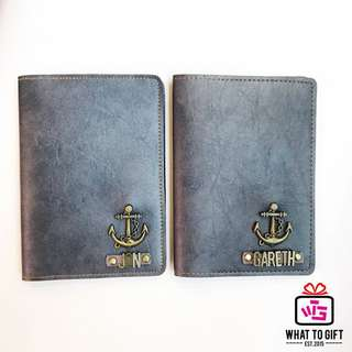 Design And Choose Your Passport Cover