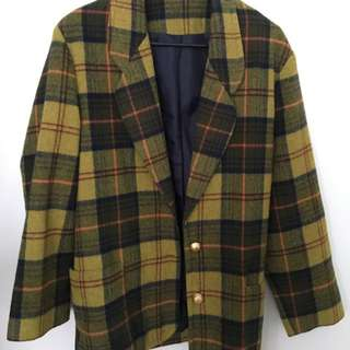 Retro Style Blazor/Coat