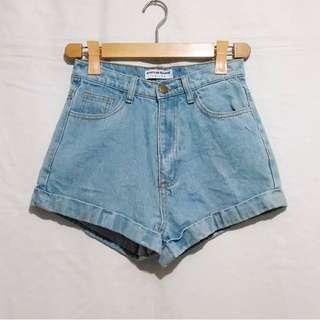 American Apparel HW Shorts