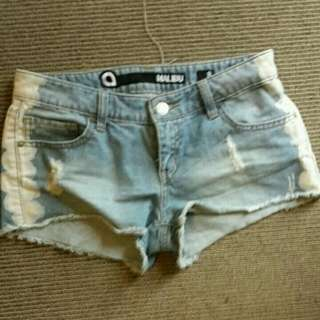 Denimn Shorts