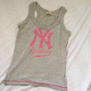 Yankees Sleeveless Shirt