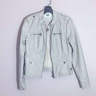 Vero Moda Leather Jacket