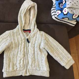 SPROUT SIZE 1 Baby Jacket