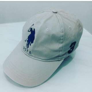 Beige Hat (US Polo Assn.)