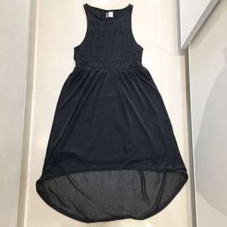 H&M Drappery Dress
