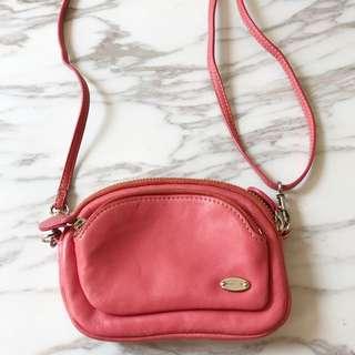 Rabeanco Mini Pink Bag