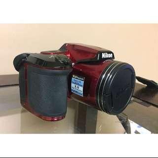 NIKON L840 RED 16.1