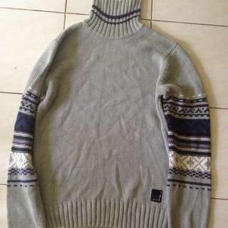 Sweater Rajut Quick Silver By S.Oliver