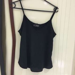 Spaghetti Strap Top From Temt