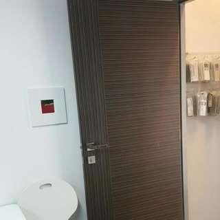 To be clear fast : Very Nice and Good Quality - Designer Veneer Door