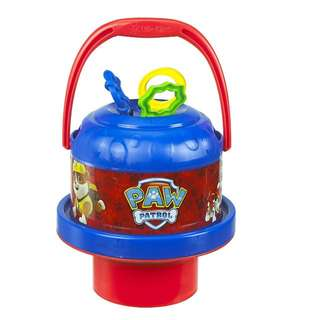 BNIP Little Kids Nickelodeon Paw Patrol No-Spill Bubblin' Bucket