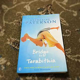 Bridge To Terabithia ( By Katherine Paterson )