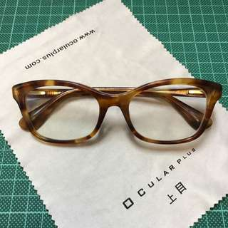 Prada Glasses Frame 玳瑁色 (sale)