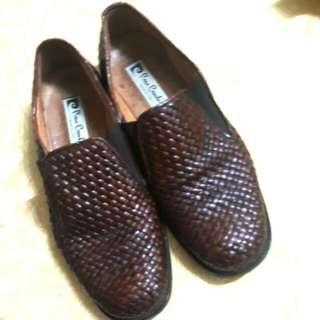 🚚 皮爾卡登古典皮鞋