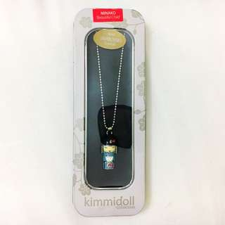 Kimmidoll Collection 'Minako' Necklace with Swarovski Crystals