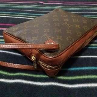 🚚 (正品)Louis Vuitton手拿包