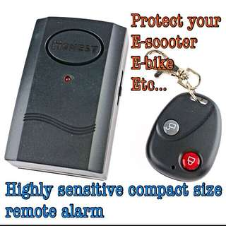 Wireless Remote Alarm