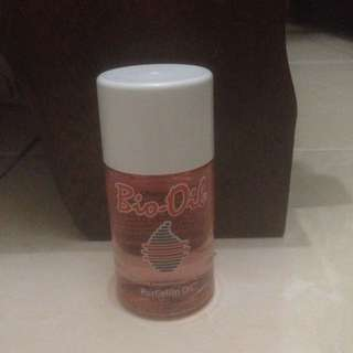 Bio Oil (Free Veet Hair Removal Cream)