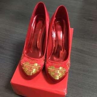 婚後物資 -褂鞋 36號
