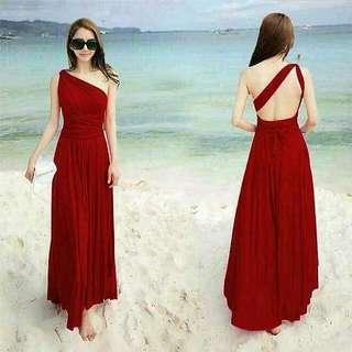 Infinity Summer Maxi Dress