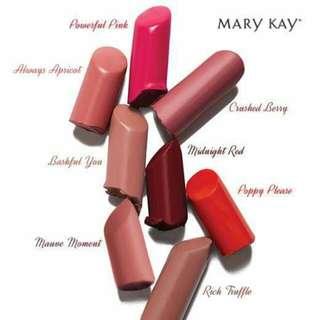 Mary Kay Gel Semi Matte 💄💄💄