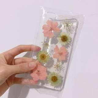 乾燥花 蘋果 手機殼 Iphone6 Iphone6s