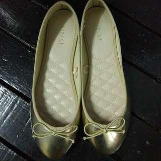 Vincci Gold Shoes #15Off