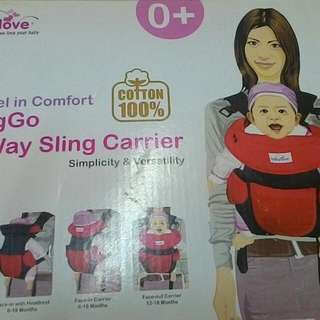 Baby Love 4-way Carrier