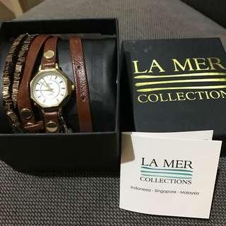 La mer collections, jam tangan la mer