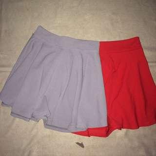 RUSH SALE!! Skater Skirts
