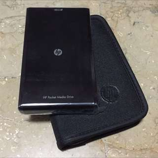 SALE‼️HP Pocket Media Drive External Hard Drive