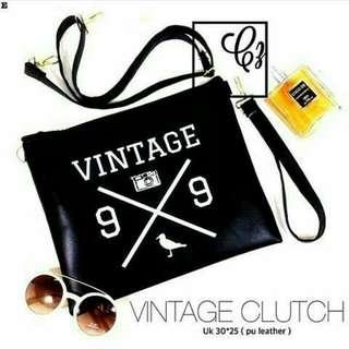 Clutch Vintage