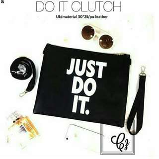 Clutch Just Do It