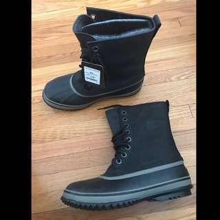 Men's Sorel Boots Size 9