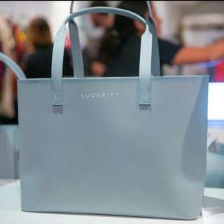 Luxarity X Recycles Leather Handbag