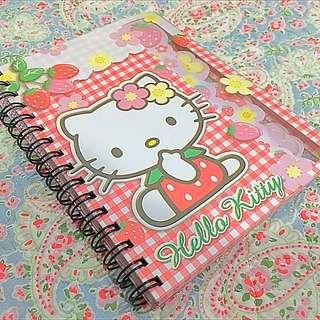 Hello Kitty Notes
