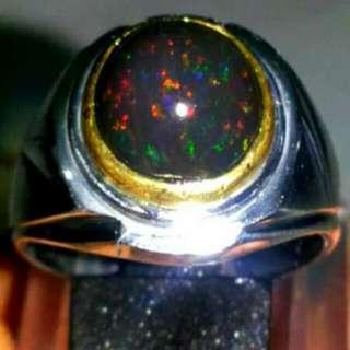 Kalimaya Black Opal Tembus Banten