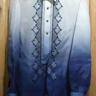 Branded Barong (Onesimus and Kingsmen)