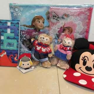 香港迪士尼商品