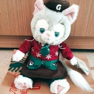 香港迪士尼傑拉托尼ss號娃娃