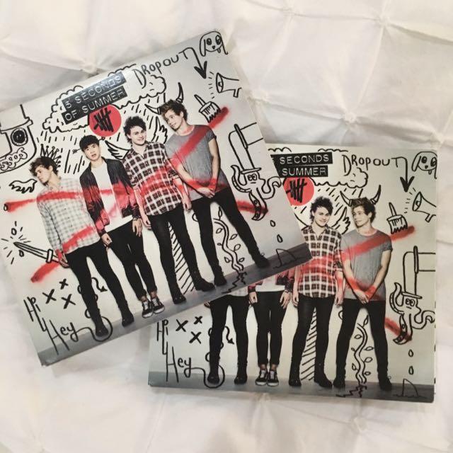 5sos self titled album download